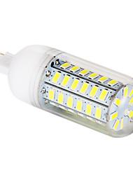 12W G9 LED лампы типа Корн T 56 SMD 5730 1200 lm Естественный белый AC 220-240 V 1 шт.