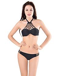 Women's Bandage Side Tie Bikini