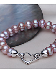 Bracelet Grappe Perle Perle Femme