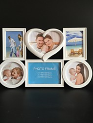 Vegas Theme / Classic Theme / Fairytale Theme Resin Photo Frames White