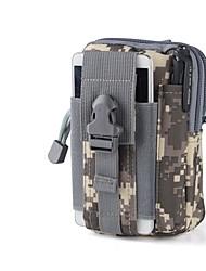 Masculino Lona Esporte / Ao Ar Livre Bolsa de Esporte & Lazer / Telefone Móvel Bag / Bolsa de Cintura1 # / 2 # / 3 # / 4 # / 5 # / 6 # /