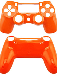 Controller Case for PS4 Controller PS4 Case (Orange/Purple/Pink)