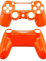 le boîtier du contrôleur pour ps4 cas PS4 contrôleur (orange / violet / rose)