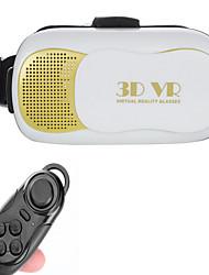 VR BOX 3.0 Version Virtual Reality 3D Glasses + Bluetooth Controller
