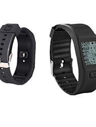 Hesvit S3 Smart Bracelet / Activity TrackerLong Standby / Calories Burned / Pedometers / Heart Rate Monitor / Timer / Stopwatch /