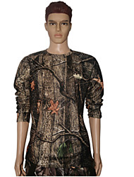TA1-002C Military Fans Spot long-sleeved T-shirt Tree Camouflage Hunting Fishing