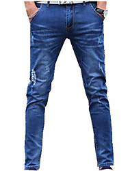 DMI™ Men's Long Casual Solid Denim Pant