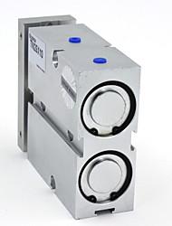 т (TDA) 25 * 10 двойного действия двойного пневматический цилиндр воздуха