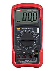UNI-T® Standard Digital Multimeters With  Capacitance And  Temperature