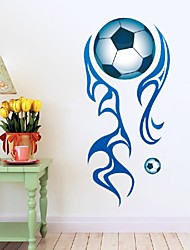 New Hot Style Sell Like Hot Cakes Can Remove Pvc Wall Stick Boy Room Decoration Football Wall Stickers