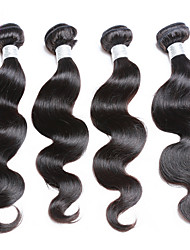 "4Pcs Lot Brazilian Virgin Hair Body Wave Protea Hair Products 8-30"" 100% Human Virgin Hair Weaving Huaman Hair Weft"