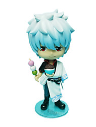 Gintama Anime Action Figure 10CM Model Toy Doll Toy