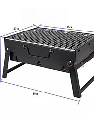 Foldable Folding Thicken BBQ Barbecue Portable Camping Outdoor Garden Grill