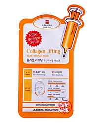 LEADERS From KOREA Face for Women Mask   Moisture,Lifting & Firming  10 Pieces