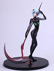 NeonGenesis Evangelion Rei Ayanami 20CM Anime Action-Figuren Modell Spielzeug Puppe Spielzeug