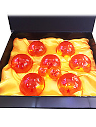 Dragon Ball Autres 7.5CM Figures Anime Action Jouets modèle Doll Toy