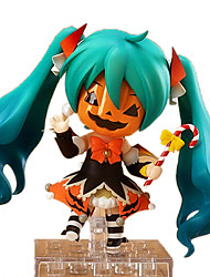 Vocaloid Hatsune Miku 10CM Figures Anime Action Jouets modèle Doll Toy