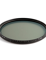 FOTGA® Ultra Slim Fader Variable ND-MC Filter ND2 To ND400 43mm Neutral Density