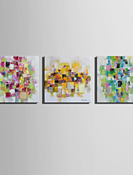 Mini Size E-HOME Oil painting Modern Fantasy Color Pure Hand Draw Frameless Decorative Painting