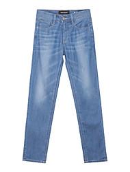 Meters/bonwe Men's Jeans Pants Dark Blue-246232