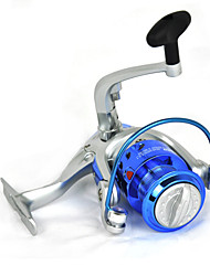 fddl ® carpe bleu filature moulinet de pêche 6bb interchangeables 5.2: 1 dq3000