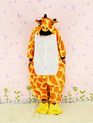 nuevos niños de franela jirafa cosplay® Kigurumi pijama (sin zapatos)