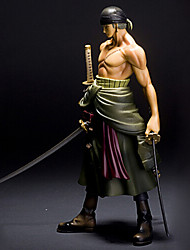 One Piece Roronoa Zoro 25CM Anime Action Figures Model Toys Doll Toy
