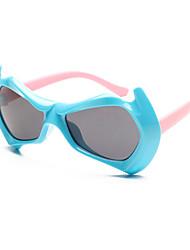 Kids Photochromic 100% UV Butterfly Full-Rim Rectangle Sunglasses(Random Color)