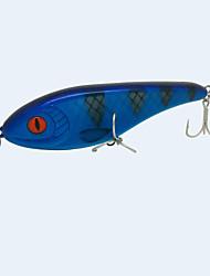 """1 pcs Harte Fischköder Dunkelblau 76 g/> 1 Unze,160 mm/6"""" Zoll,Fester Kunststoff / PolyesterSeefischerei / Fliegenfischen / Köderwerfen /"""