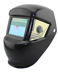 acessórios de soldadura Solar li bateria auto escurecimento soldagem TIG MMA mig máscara / capacete de soldador / cap / óculos / máscara