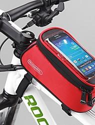 ROSWHEEL® Bolsa de Bicicleta 1.5LBolsa para Guidão de Bicicleta Á Prova-de-Água / Seca Rapidamente / Á Prova-de-Chuva Bolsa de Bicicleta