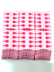 50pcs (25 pairs) EVA Nail Tools Soft foam Toe Finger Separator