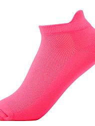 6 Paare Frauen Baumwolle Socken beiläufigen Socken hohe Qualität für das Laufen / Yoga / Fitness / Fußball / Golf