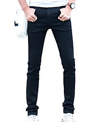Spring Metrosexual young men jeans levis jeans casual Korean pants pants trend