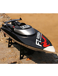 New!RC Racing Boat FT012 4CH Brushless Motor Water Cooling High Speed Racing RTR 2.4GHz Upgraded FT009