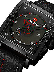NAVIFORCE Brand Watches Men Sports Watches Men's Quartz Analog Date Clock Man Army Casual  WristWatch Wrist Watch Cool Watch Unique Watch