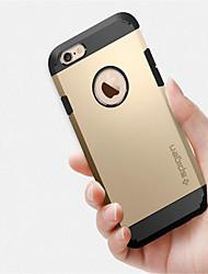 Pour Coque iPhone 5 Antichoc Coque Coque Arrière Coque Armure Dur Polycarbonate pour Apple iPhone SE/5s/5