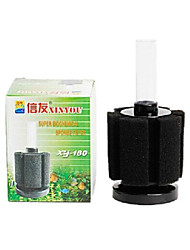 XY-180 Low Noise Fish Fliters for Fish Aquarium 2 Pcs