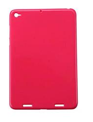 """крышка случая TPU для Xiaomi ми проса плоский 2 / мили накладка 2 7.9 """"таблетка (ассорти цветов)"""