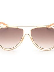 Sunglasses Women's Modern / Fashion Hiking Silver / Gold Sunglasses Full-Rim