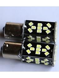 1156/1157 / t20 / t25 2835-48smd Autoheckbremslicht Blinker Rückfahrscheinwerfer Seitenmarkierungsleuchte, weiß, blau, rot, gelb