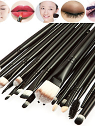 20Pcs Makeup Brushes Set Kit MAC Makeup Style Professional Eyes Brushes