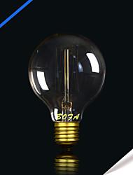 bofa g80 lampe 13ak 25w antique de soie edison boule de bulle (85v-265v)