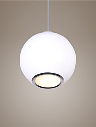 5W Modern /Globe Mini Style Design/High Quality LED Pendant Light/Fit for Dining Room,Kids Room, Game Room,Entry,Cafe
