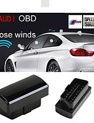 telhado porta OBD controle remoto chave de janelas automáticas de fechamento mais perto de dobragem auto para Audi A4L A6L Q5 a7 A4 A5 A6