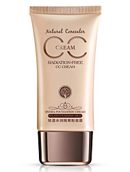 Bioaqua®CC Cream Moisture/Whitening/Concealer/Waterproof/Uneven Skin Tone/Dark Circle Treatment 40g 1Pc