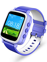 Sports Watch Unisex GPS Digital Digital Wrist Watch Blue/Pink
