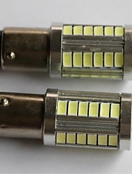 H8/H11/T20/1156/1157/9005/9006 5630-33SMD Car Tail Brake Light Turn Light Reversing lamp Side Marker Light Fog Light
