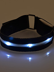 Outdoor Sports  Adjustable LED Lighting Armband Cycling Night Run Equipment