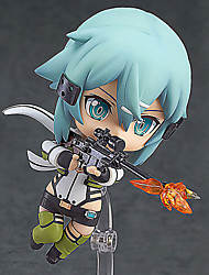 Sword Art Online Shino 10CM Anime Action Figures Model Toys Doll Toy
